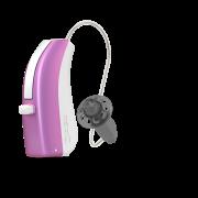 Widex_Unique_hearing_aid_Fusion_ShockingPink