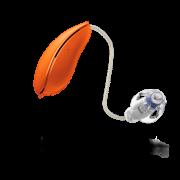Oticon_Pro_DesignRITE_hearing_aid_SunsetOrange