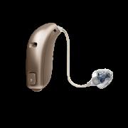 Oticon_miniRITE_hearing_aid_Terracotta