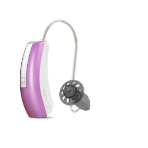 Widex_Unique_Passion_hearing_aid_ShockingPink