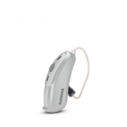 Phonak_Audeo_V_hearing_aid_Silver_Gray