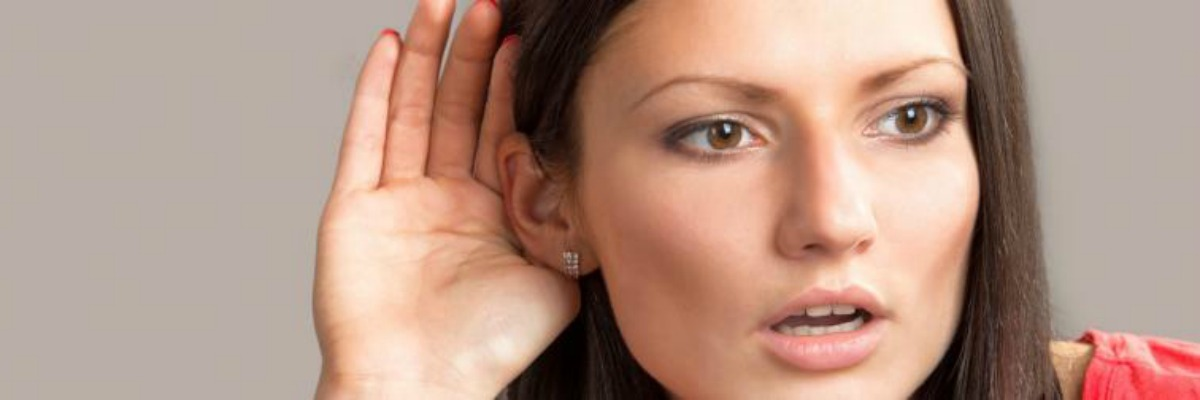 sudden deafness in one ear