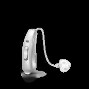 Siemens_Signia_Pure_312_NX_Hearing_aid_silver